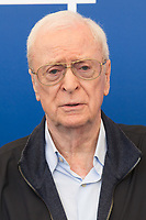 Michael Caine at the &quot;My Generation&quot; photocall, 74th Venice Film Festival in Italy on 5 September 2017.<br /> <br /> Photo: Kristina Afanasyeva/Featureflash/SilverHub<br /> 0208 004 5359<br /> sales@silverhubmedia.com