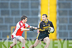 John McGlynn Currow Paul Murphy Rathmore in the O'Donoghue cup semi final in Fitzgerald Stadium on Sunday