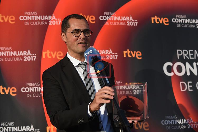 Premis Dolços Continuara de Cultura, Edicio 2017.
