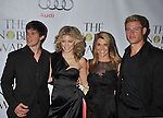 BEVERLY HILLS, CA. - October 18: Matt Lanter, AnnaLynne McCord, Lori Loughlin and Trevor Donovan arrive at the First Annual Noble Humanitarian Awards at The Beverly Hilton Hotel on October 18, 2009 in Beverly Hills, California.