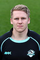 PICTURE BY LONDON BRONCOS - Rugby League - Super League - London Broncos 2013 Photo Day - Honourable Artillery Company Ground, London, England - 11/01/13 - London's Alex Hurst.