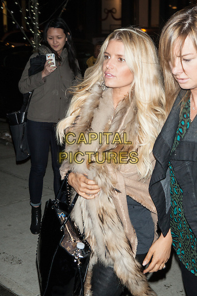 NEW YORK, NY - JANUARY 6: Jessica Simpson seen on January 6, 2014 in New York City. <br /> CAP/MPI/MPI99<br /> &copy;MPI99/MPI/Capital Pictures