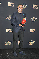 TV host Trevor Noah at the 2017 MTV Movie &amp; TV Awards at the Shrine Auditorium, Los Angeles, USA 07 May  2017<br /> Picture: Paul Smith/Featureflash/SilverHub 0208 004 5359 sales@silverhubmedia.com