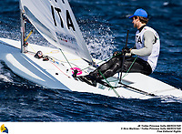 From 24th March to 1st April the bay of Palma  host the 48th edition of the Trofeo Princesa Sofia IBEROSTAR, one of the most important Olympic Classes regatta in the world. Around a 800 sailors from 45 nations will meet in Mallorca to start the Olympic path towards Tokyo 2020, in one of the most international sports event and with a higher participation in Spain.<br /> ©Nico Martínez / Sailing Energy / Trofeo Princesa Sofía IBEROSTAR
