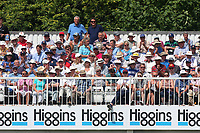 A bumper crowd looks on during Essex Eagles vs Notts Outlaws, Royal London One-Day Cup Semi-Final Cricket at The Cloudfm County Ground on 16th June 2017
