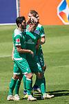 11.01.2019, Bidvest Stadion, Braampark, Johannesburg, RSA, FSP, SV Werder Bremen (GER) vs Bidvest Wits FC (ZA)<br /> <br /> im Bild / picture shows <br /> 1 :0 Max Kruse (Werder Bremen #10) jubel <br /> <br /> Foto © nordphoto / Kokenge