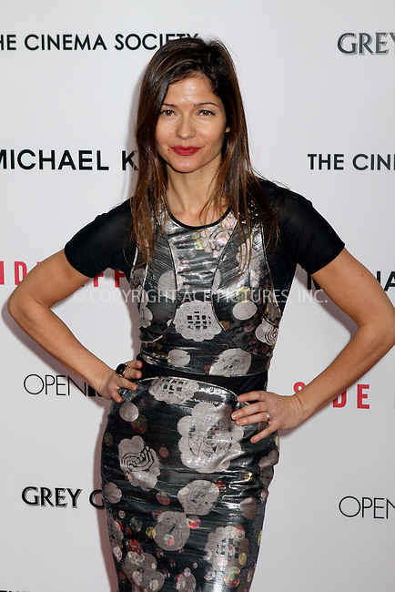 WWW.ACEPIXS.COM....January 31 2013, New York City........Jill Hennessy arriving at the premiere of 'Side Effects' at AMC Lincoln Square Theater on January 31, 2013 in New York City....By Line: Nancy Rivera/ACE Pictures......ACE Pictures, Inc...tel: 646 769 0430..Email: info@acepixs.com..www.acepixs.com