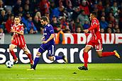 September 12th 2017, Munich, Germany, Champions League football, Bayern Munich versus Anderlecht; Alexandru Chipciu midfielder of RSC Anderlecht