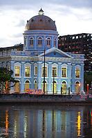 Recife_PE, Brasil..Casarao Historico em Recife, Pernambuco. Na foto Assembleia Legislativa de Pernambuco..HIstorical house in Recife, Pernambuco..Foto: JOAO MARCOS ROSA / NITRO