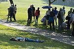 58th UBS Hong Kong Golf Open as part of the European Tour on 10 December 2016, at the Hong Kong Golf Club, Fanling, Hong Kong, China. Photo by Marcio Rodrigo Machado / Power Sport Images