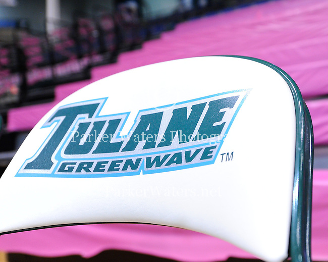 Tulane women's basketball defeats Memphis, 75-63, at Fogelman Arena.