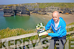 Danny Houlihan from EcoTrek, Ballybunion has been awarded a silver accreditation by EcoTourism Ireland for walking and cycling tours.