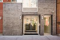 Entrance at 34 Crooke Avenue