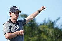 Brandon Stone (RSA) on the 6th tee during Round 2 of the Abu Dhabi HSBC Championship 2020 at the Abu Dhabi Golf Club, Abu Dhabi, United Arab Emirates. 17/01/2020<br /> Picture: Golffile   Thos Caffrey<br /> <br /> <br /> All photo usage must carry mandatory copyright credit (© Golffile   Thos Caffrey)