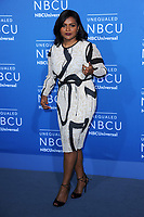 www.acepixs.com<br /> May 15, 2017  New York City<br /> <br /> Mindy Kaling attending the 2017 NBCUniversal Upfront at Radio City Music Hall on May 15, 2017 in New York City.<br /> <br /> Credit: Kristin Callahan/ACE Pictures<br /> <br /> <br /> Tel: 646 769 0430<br /> Email: info@acepixs.com