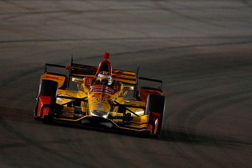 Verizon IndyCar Series<br /> Desert Diamond West Valley Phoenix Grand Prix<br /> Phoenix Raceway, Avondale, AZ USA<br /> Saturday 29 April 2017<br /> Ryan Hunter-Reay, Andretti Autosport Honda<br /> World Copyright: Phillip Abbott<br /> LAT Images<br /> ref: Digital Image abbott_phx_0417_07694