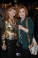 LOS ANGELES - JAN 10:  Judy Tenuta, Kat Kramer at the Batman '66 Retrospective and Batman Exhibit Opening Night at the Hollywood Museum on January 10, 2018 in Los Angeles, CA<br /> <br /> Batman '66 Retrospective and Batman Exhibit Opening Night, The World Famous Hollywood Museum, Hollywood, CA 01-10-18