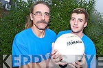 Wojtek Kondek and Bartek Klimas from Poland are part of a new Volleyball Club set up in Tralee.