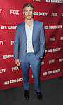 Dave Annable arriving at the Red Band Society Special Screening held at the Landmark Nuart Theatre Los Angeles, CA. June 25, 2014.