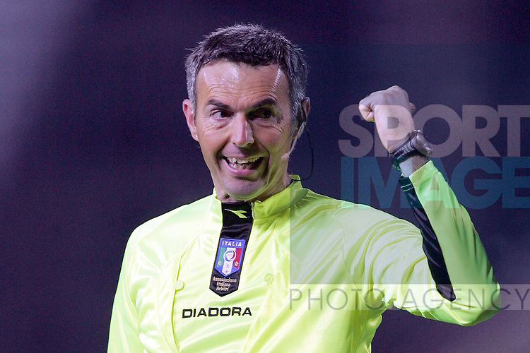 Serie A referee Farina