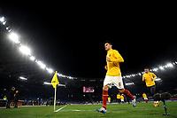 Diego Perotti of AS Roma <br /> Roma 07/02/2020 Stadio Olimpico <br /> Football Serie A 2019/2020 <br /> AS Roma - Bologna FC <br /> Photo Andrea Staccioli / Insidefoto