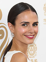 HOLLYWOOD, LOS ANGELES, CA, USA - JUNE 01: Jordana Brewster at the 12th Annual Huading Film Awards held at the Montalban Theatre on June 1, 2014 in Hollywood, Los Angeles, California, United States. (Photo by Xavier Collin/Celebrity Monitor)