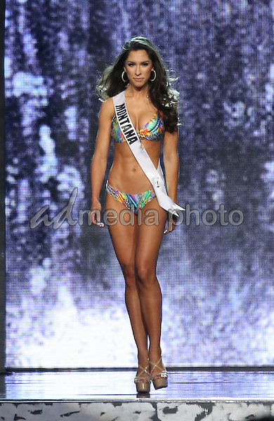 01 June 2016 - Las Vegas, Nevada - Miss Montana, Sibahn Doxey.  2016 Miss USA Pageant Preliminary Competition at the T-Mobile Arena.  Photo Credit: MJT/AdMedia