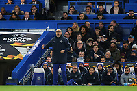 Chelsea Manager, Maurizio Sarri during Chelsea vs PAOK Salonika, UEFA Europa League Football at Stamford Bridge on 29th November 2018