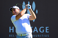 Zander Lombard (RSA) during the first round of the Afrasia Bank Mauritius Open played at Heritage Golf Club, Domaine Bel Ombre, Mauritius. 30/11/2017.<br /> Picture: Golffile | Phil Inglis<br /> <br /> <br /> All photo usage must carry mandatory copyright credit (&copy; Golffile | Phil Inglis)