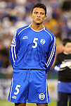 26 March 2008: Ramon Flores (SLV). The El Salvador Men's National Team defeated the Anguilla Men's National Team 4-0 at RFK Stadium in Washington, DC in the second leg of their CONCACAF First Round FIFA World Cup Qualifier. El Salvador won the series 16-0 on aggregate goals, advancing to the next round and eliminating Anguilla.