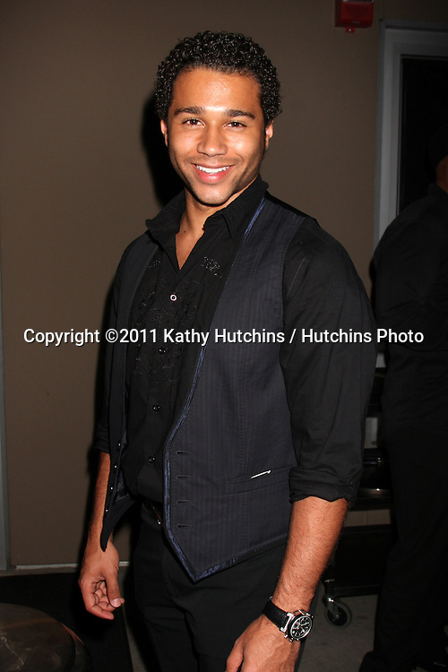 LOS ANGELES - JUN 4:  Corbin Bleu at the Darnell Appling Birthday Celebration hosted by Camille Winbush and Francia Raisa at Cafe Entourage on June 4, 2011 in Los Angeles, CA