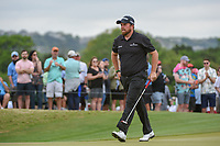 Shane Lowry (IRL) arrives on the green on 15 during day 3 of the WGC Dell Match Play, at the Austin Country Club, Austin, Texas, USA. 3/29/2019.<br /> Picture: Golffile | Ken Murray<br /> <br /> <br /> All photo usage must carry mandatory copyright credit (© Golffile | Ken Murray)