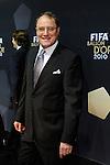 Claudio Sulser (SUI) FIFA Ethikkommissionspraesident auf dem roten Teppich (Andreas Meier/EQ Images)