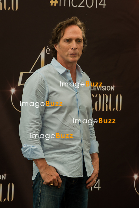 "William Fichtner ""Crossing Lines"" attends photocall at the Monte Carlo Beach Hotel on June 10, 2014 in Monte-Carlo, Monaco."