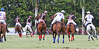WELLINGTON, FL - APRIL 25:  Scenes from the US Open Polo Championship Final, at the International Polo Club Palm Beach, on April 25, 2017 in Wellington, Florida. (Photo by Liz Lamont/Eclipse Sportswire/Getty Images)