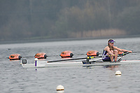 Caversham. Berkshire. UK<br /> Isobelle DRINKWATER.<br /> 2016 GBRowing U23 Trials at the GBRowing Training base near Reading, Berkshire.<br /> <br /> Monday  11/04/2016 <br /> <br /> [Mandatory Credit; Peter SPURRIER/Intersport-images]