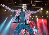 HELLOWEEN - Michael Kiske - performing live on the Pumpkins United World Tour 2017/2018 at the Ruhrcongress in Bochum Germany - 24 Nov 2017.  Photo credit: Thorsten Seiffert/IconicPix