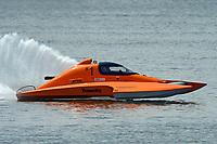 """Al Thompson, S-1 """"Tenacity"""" (2.5 Litre Stock hydroplane(s)"""