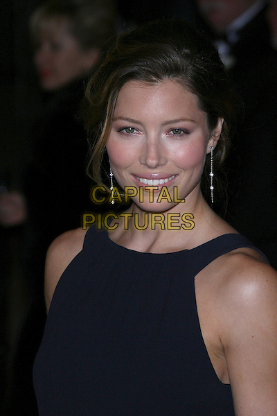 JESSICA BIEL.18th Annual Palm Springs International Film Festival Hosts Star-Studded Awards Gala held at the Palm Springs Convention Center, Palm Springs, California, USA,.6 January 2007..portrait headshot black dress.CAP/ADM/ZL.©Zach Lipp/Admedia/Capital Pictures