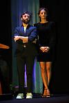 51 Festival Internacional de Cinema Fantastic de Catalunya-Sitges 2018.<br /> Closing Ceremony Gala.<br /> Dafnis Balduz &amp; Melina Matthews.