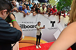 CORAL GABLES, FL - APRIL 28: Jonael Santiag arrives at the Billboard Latin Music Awards at the BanKUnited Center on Thursday April 28, 2016 in Miami, Florida.  ( Photo by Johnny Louis / jlnphotography.com )