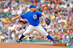 3 July 2005: Ryan Dempster, pitcher for the Chicago Cubs, on the mound against the Washington Nationals. The Nationals defeated the Cubs 5-4 in 12 innings to sweep the 3-game series at Wrigley Field in Chicago, IL. Mandatory Photo Credit: Ed Wolfstein