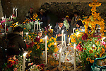 Day of the Dead Festivities<br /> <br /> Patzcuaro, Mexico