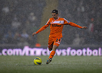 Pictured: Joe ALlen of Swansea. Saturday, 04 February 2012<br />