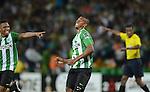 Nacional venció a Huracán de Argentina 4-2 en Medellín y clasificó a los cuartos de final de la Copa Libertadores