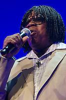 SAO PAULO, SP, 27 DE JUNHO DE 2013 – SHOW MILTON NASCIMENTO - O cantor e compositor  Milton Nascimento, durante apresentação na noite desta quinta feira (27) no HSBC Brasil em São Paulo. FOTO: LEVI BIANCO - BRAZIL PHOTO PRESS