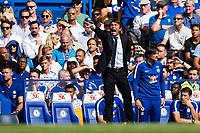 Chelsea manager Antonio Conte      <br /> <br /> <br /> Photographer Craig Mercer/CameraSport<br /> <br /> The Premier League - Chelsea v Everton - Sunday 27th August 2017 - Stamford Bridge - London<br /> <br /> World Copyright &copy; 2017 CameraSport. All rights reserved. 43 Linden Ave. Countesthorpe. Leicester. England. LE8 5PG - Tel: +44 (0) 116 277 4147 - admin@camerasport.com - www.camerasport.com