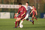 Cardiff Met v Connah's Quay<br /> Welsh Cup quarter final.<br /> 05.03.16<br /> &copy;Steve Pope - Sportingwales