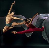 Dancers: Fana Tesfagiorgis & Robert Vail