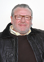Ray Winstone at the Bravo 22 launch at the Waterside Theatre, Aylesbury, Buckinghamshire on January 17th 2015<br /> <br /> Photo by Keith Mayhew